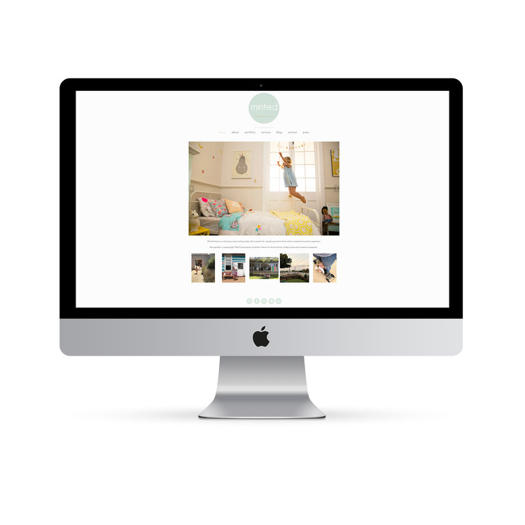 Australian Squarespace Website Design