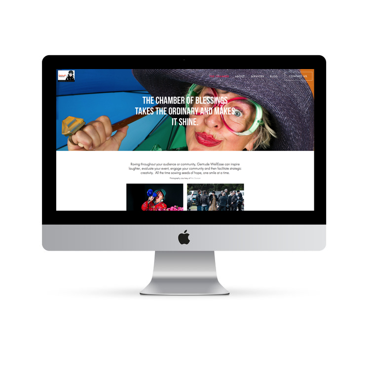 Perth Squarespace Design