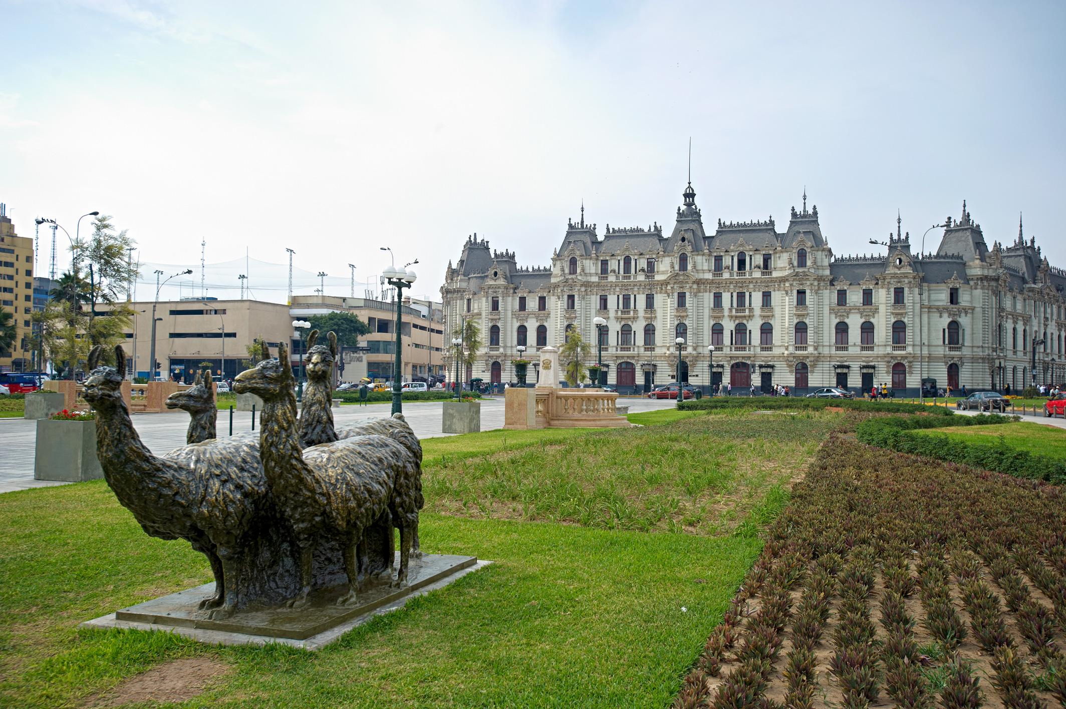 Centrum Lima