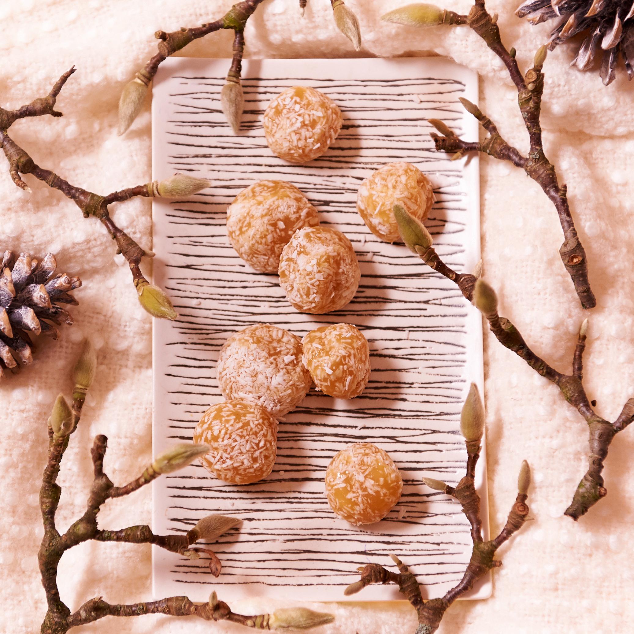Honig Karamell Fudge Praline