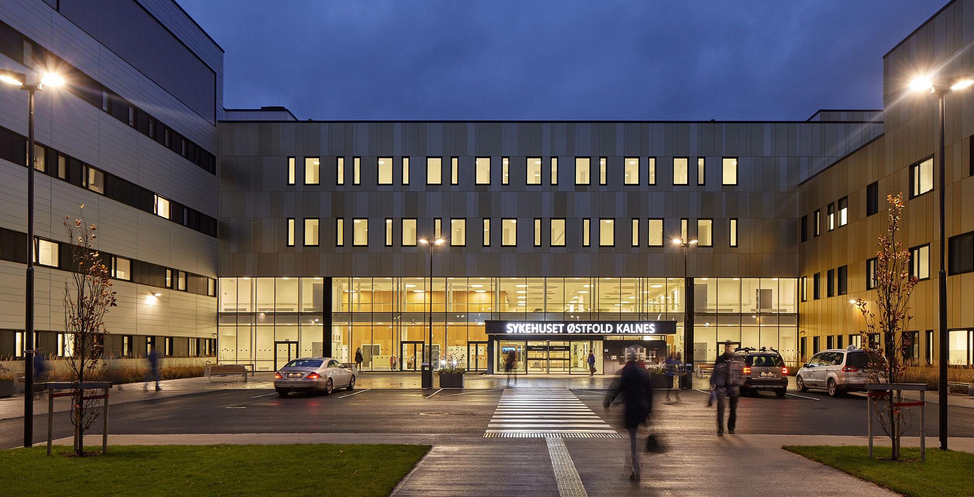 The Hospital Østfold Kalnes