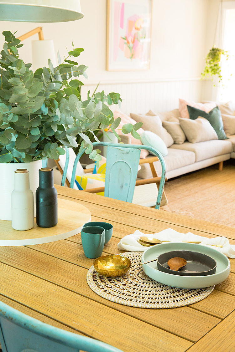 Styling by Tess Beagley  Minted Interiors , Photography by  Carrie Young Photography