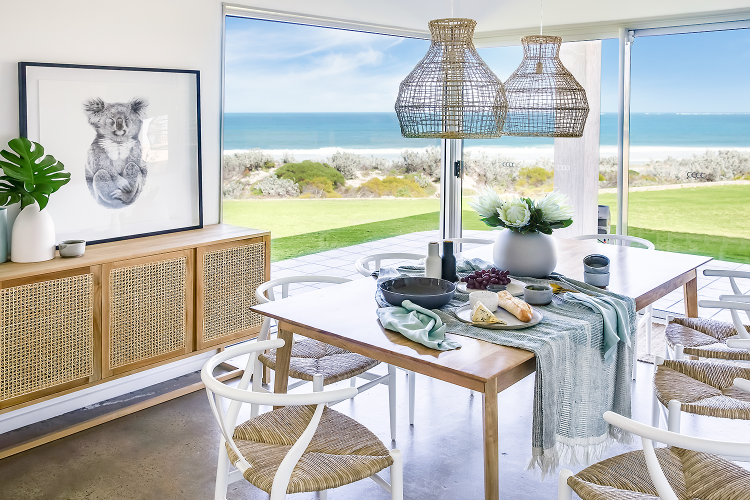 Styling Tess Beagley Minted Interiors & Photography Carrie Young Photography