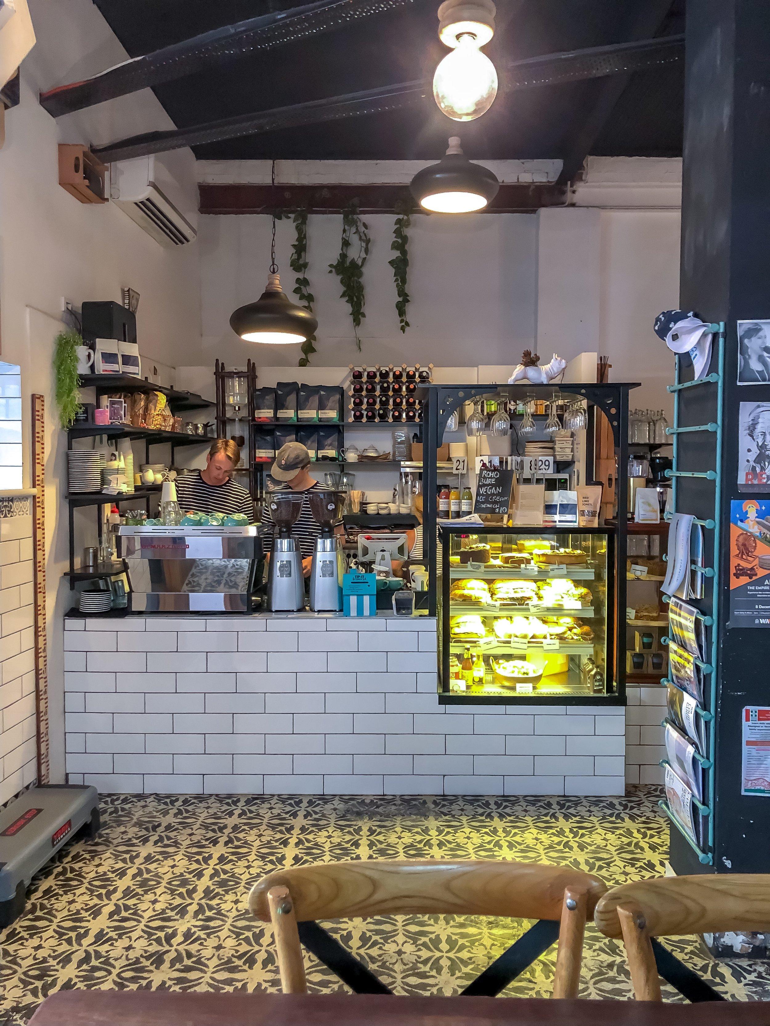 Piper Lane Cafe