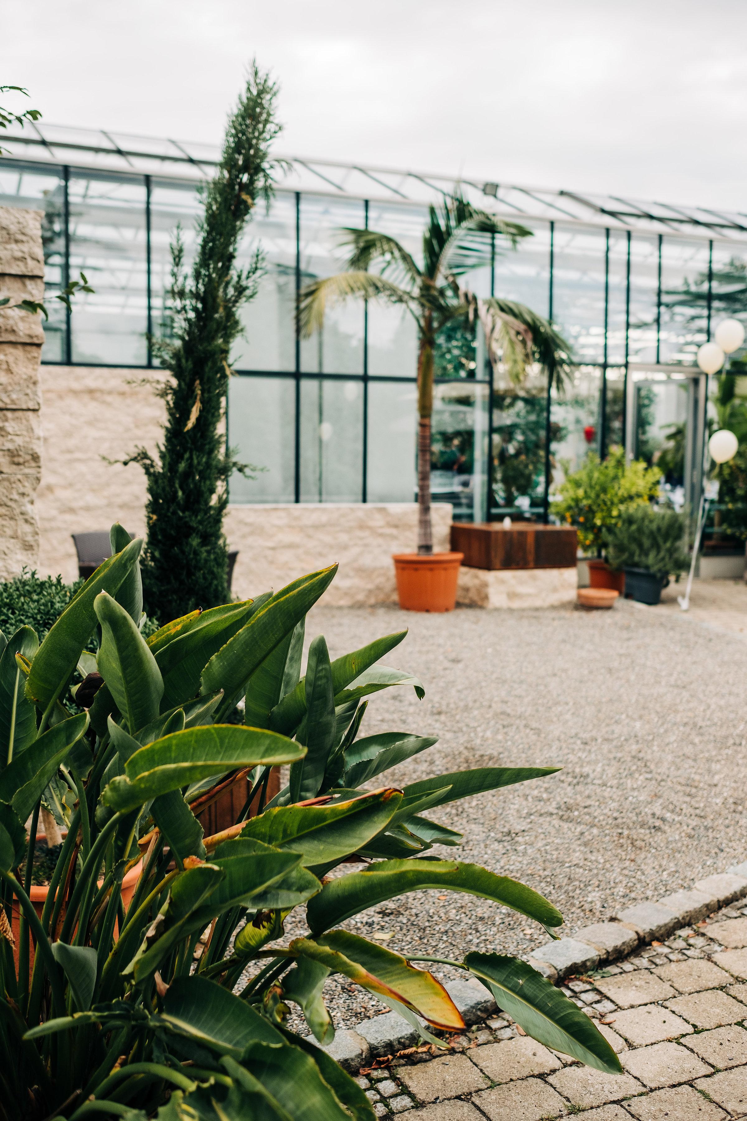 Hochzeitsfotograf Plan-Garten