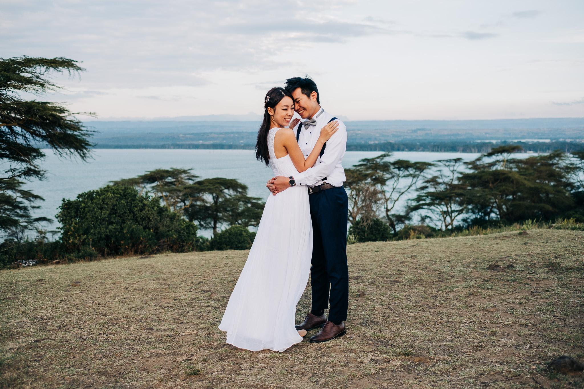 Kenyan Wedding Photographer