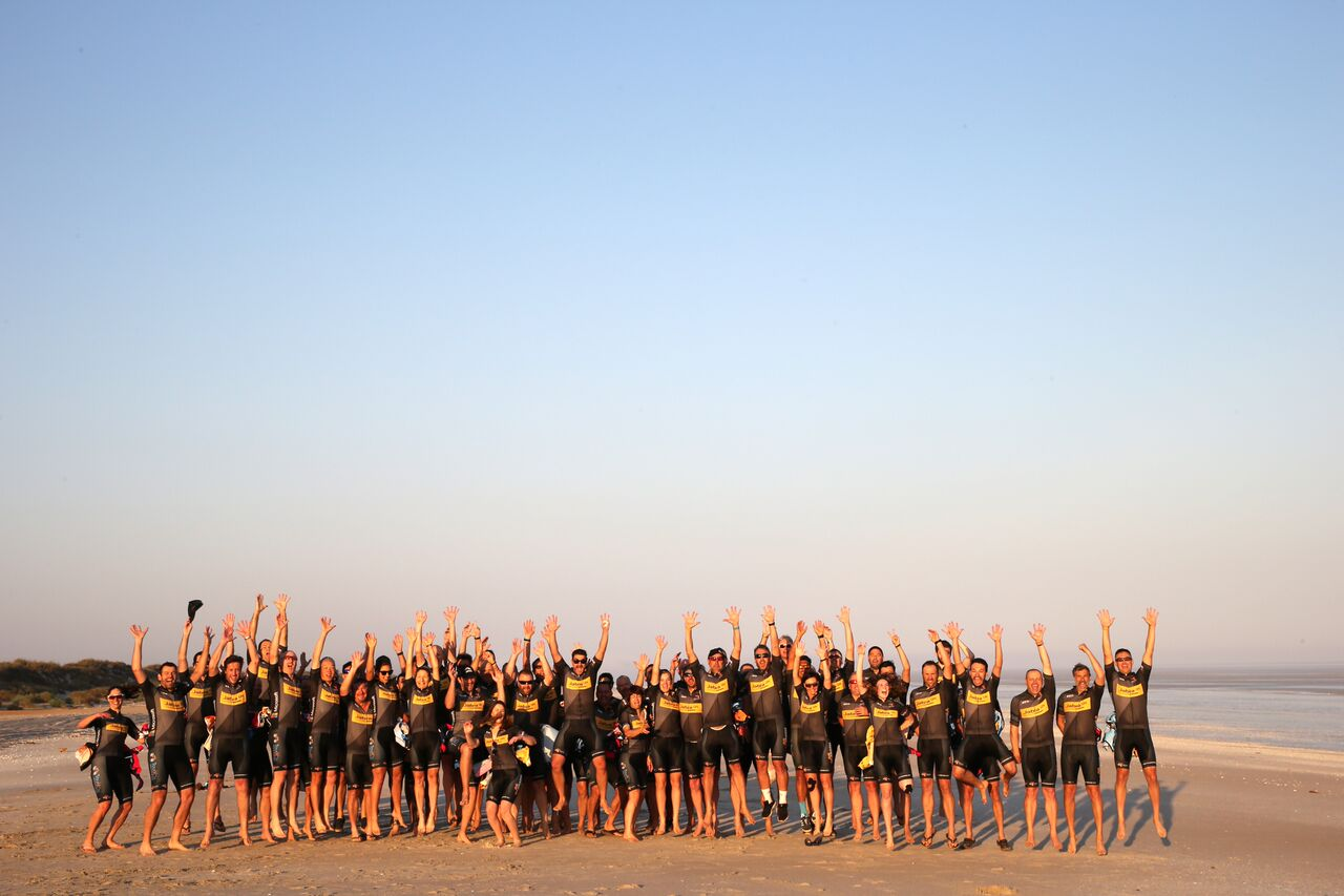 Riders of 2017 Perth to Broome