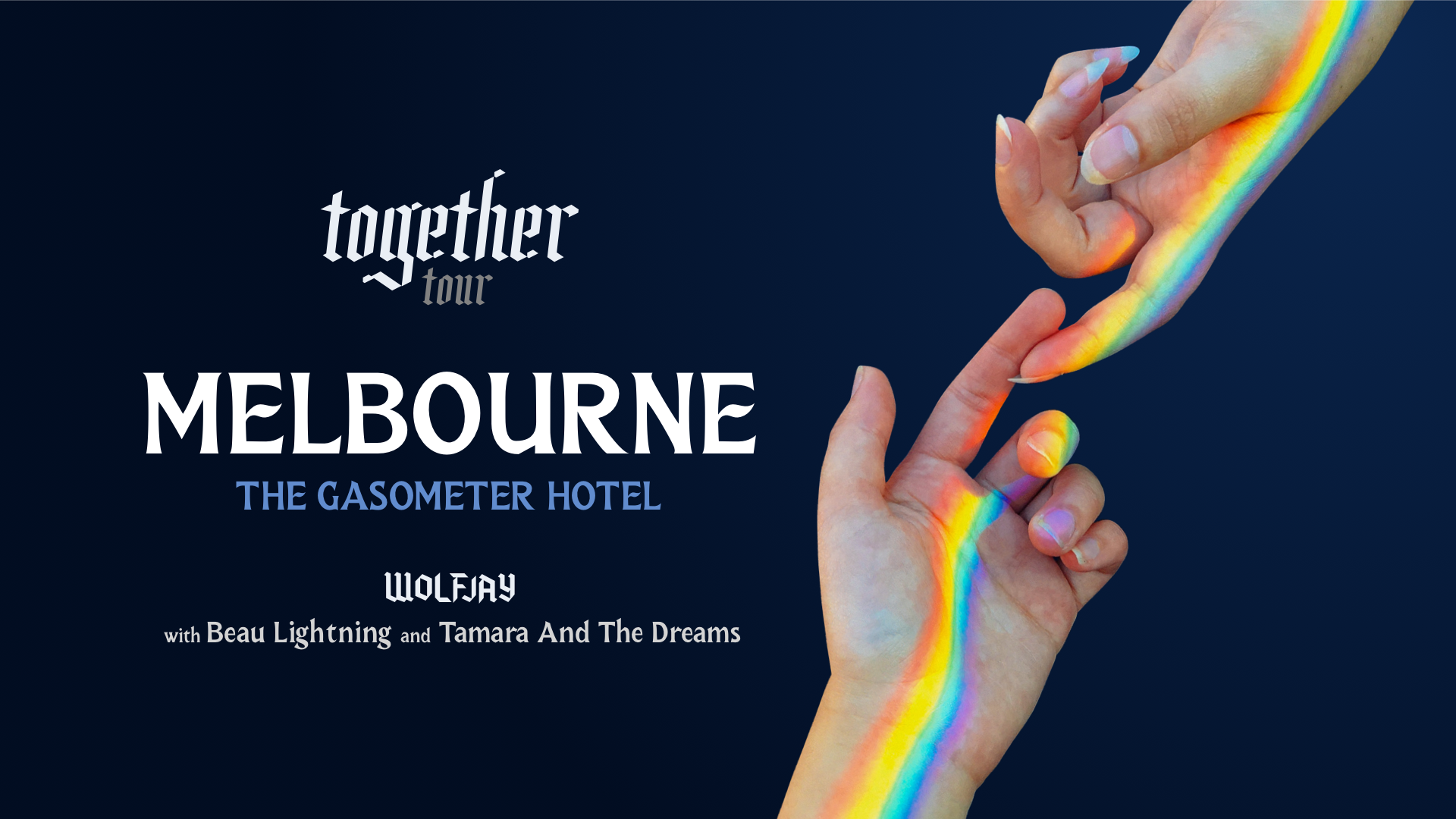 Together Tour - Melbourne Facebook Event Banner.png