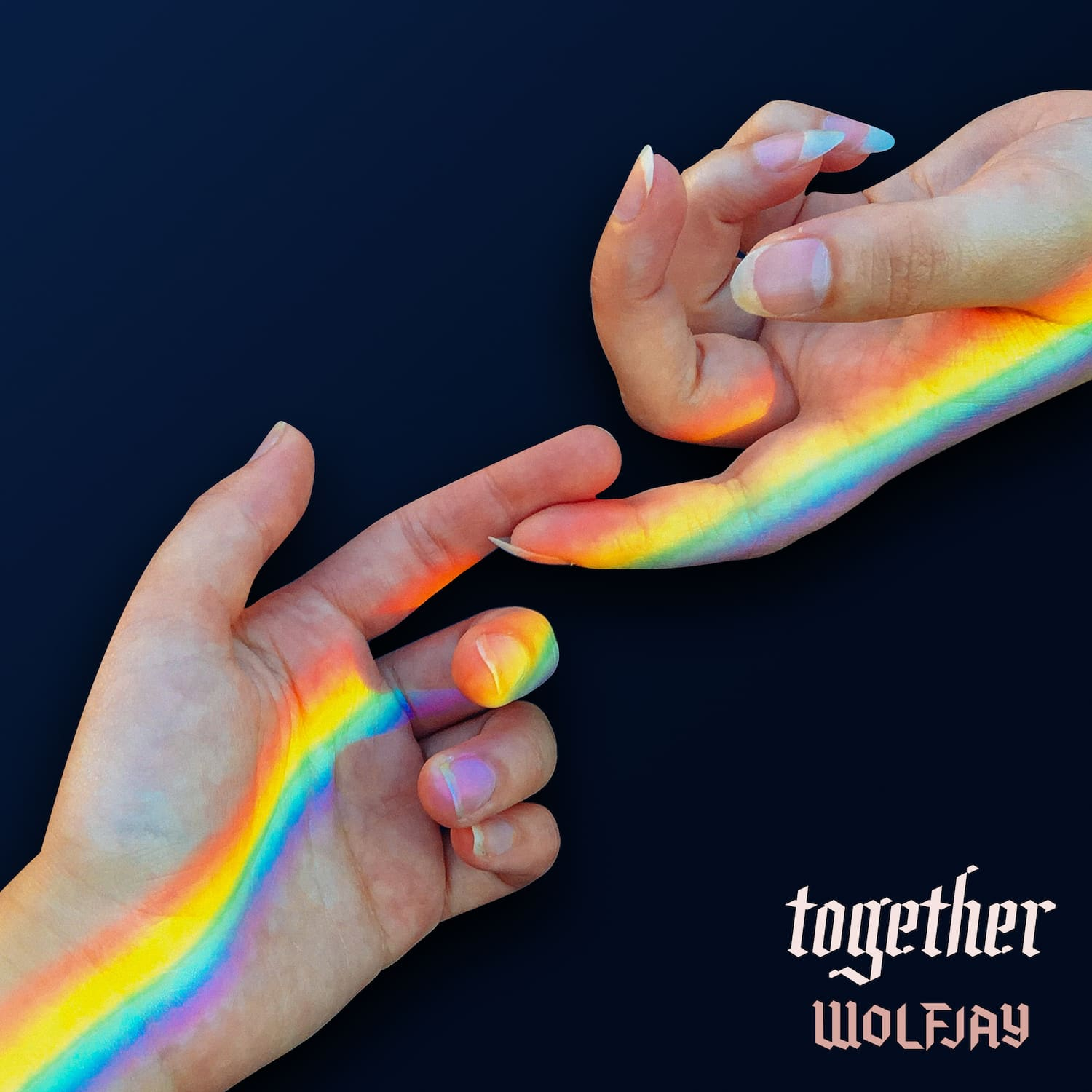 Together - A campaign based on sexual identity, queer experiences, and Coming of Age stories for Wolfjay's Together EP release.I created and managed a social campaign for Wolfjay's 2019 release of their Together EP that supported placement on Billboard.com, tastemaker playlists, and a national tour.See More —>