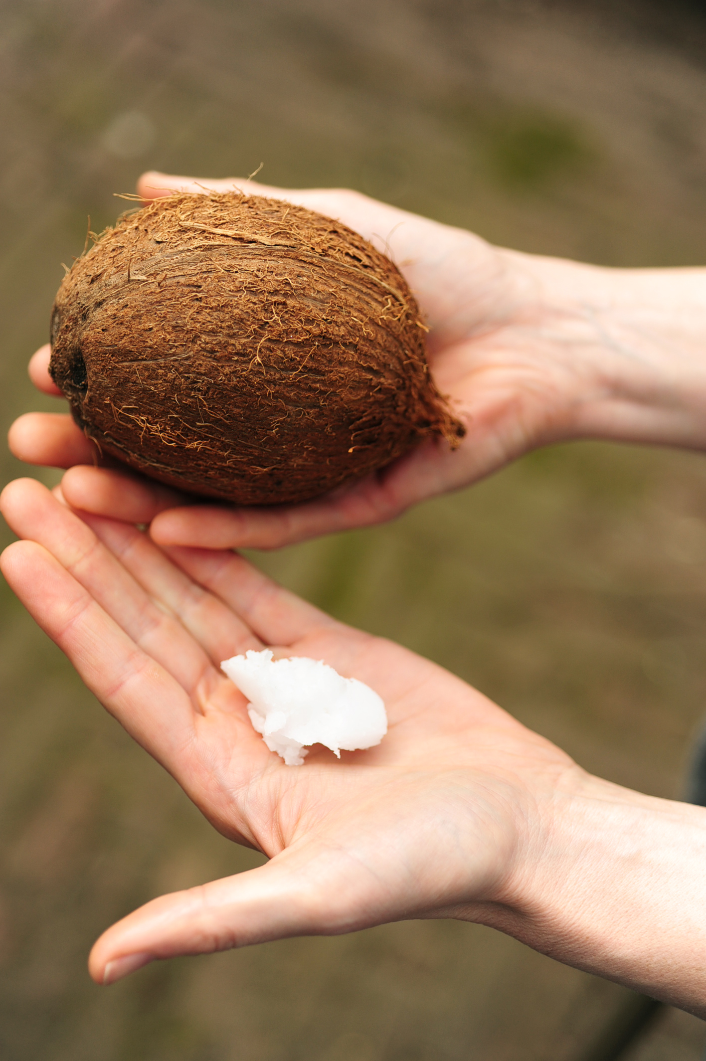 natural uses for coconut oil as skincare