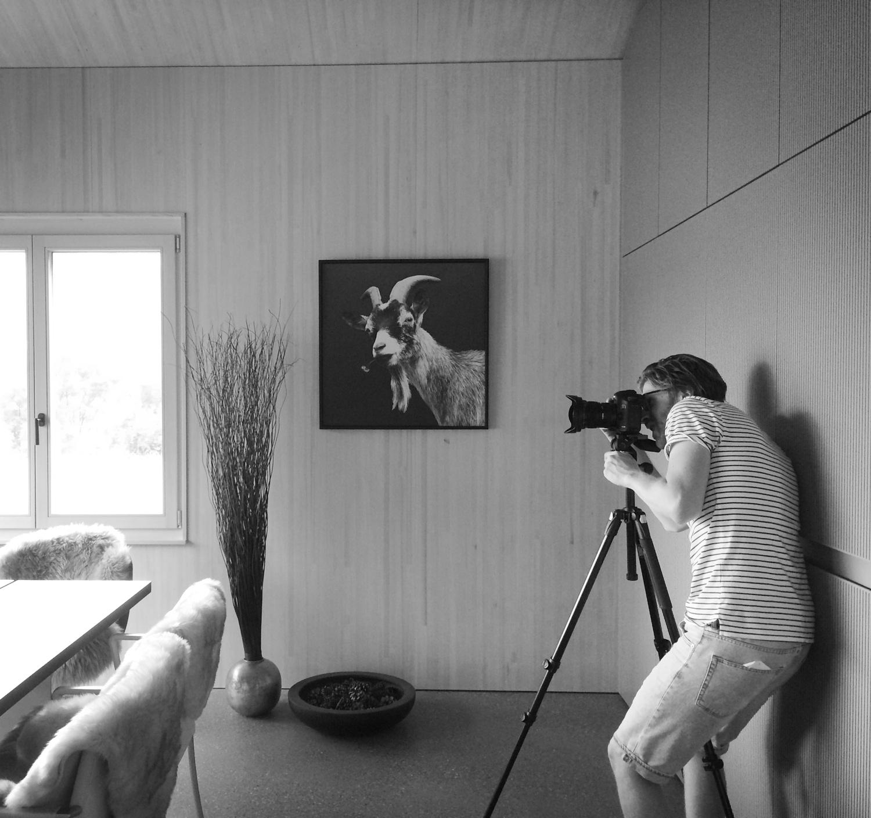 6 Jun 2018  - Haus Schöfzig -  Shooting für Publikation