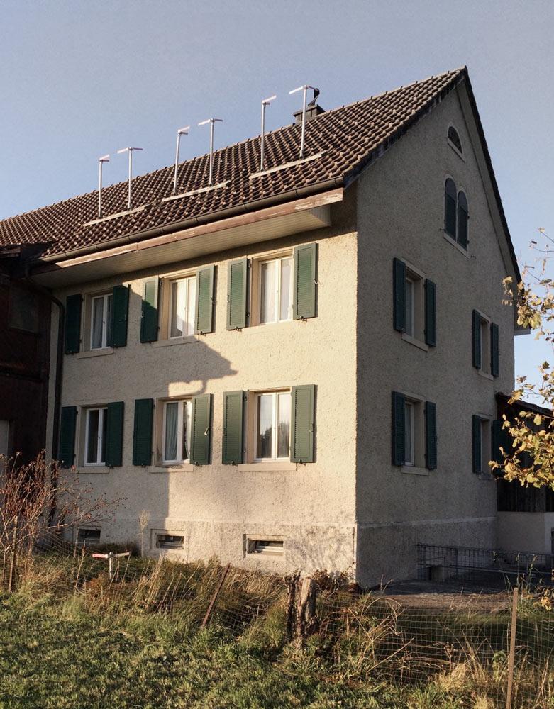 25. Okt 2017 -  Umbau Höckler  - Baueingabe