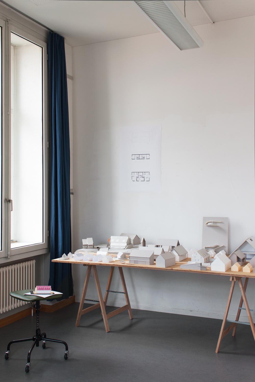 15. Okt 2017 -  Wohnungsbau Reinen  - Modellstudien