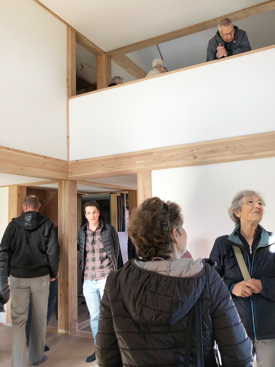 16. Mär 2019 -  Umbau Höckler  - Wow, so viele Besucher hatten wir am Tag der offenen Tür nicht erwartet. Knapp 100 Personen haben uns in Bergdietikon besucht.