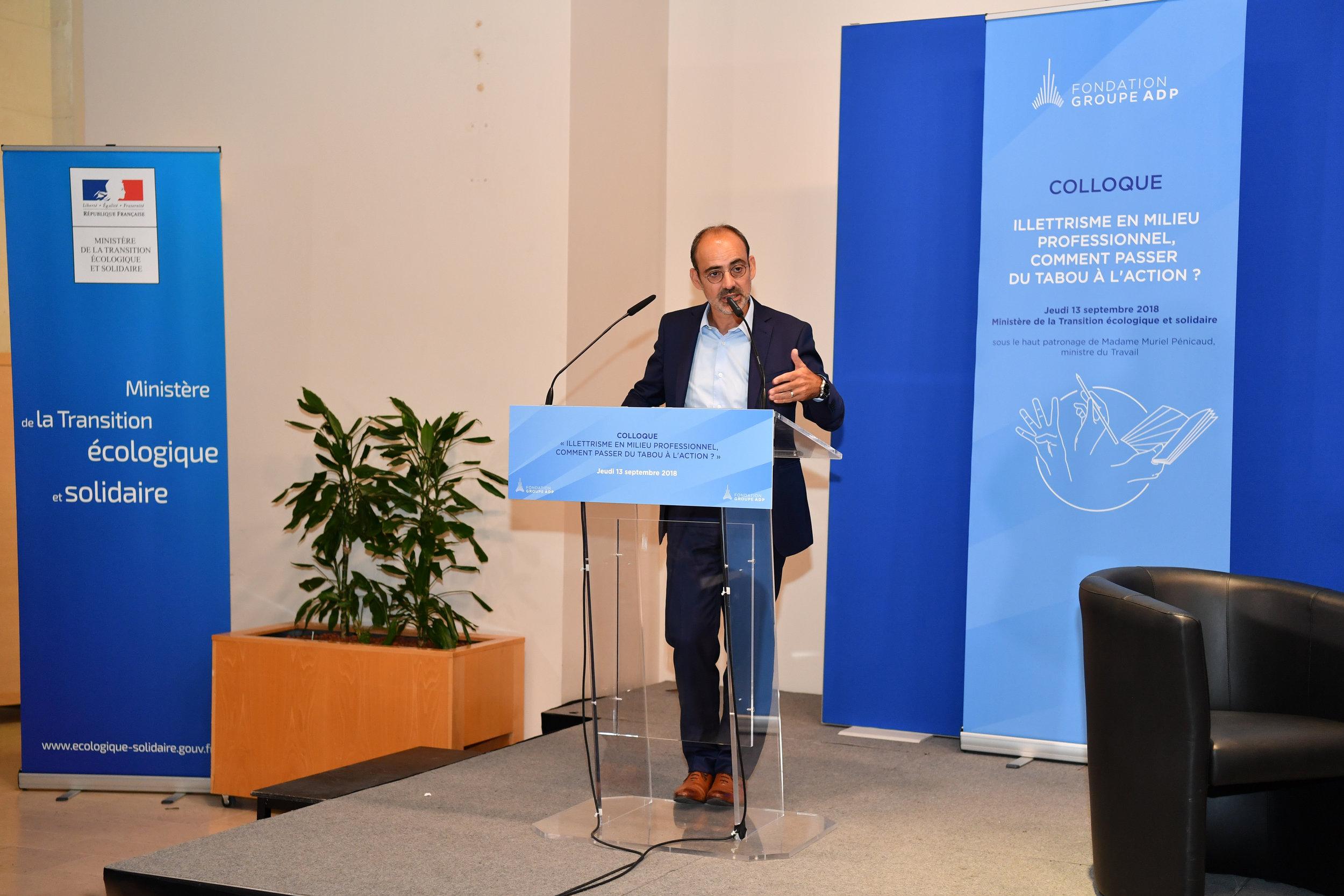 Hervé Hernandez : Directeur de l'ANLCI