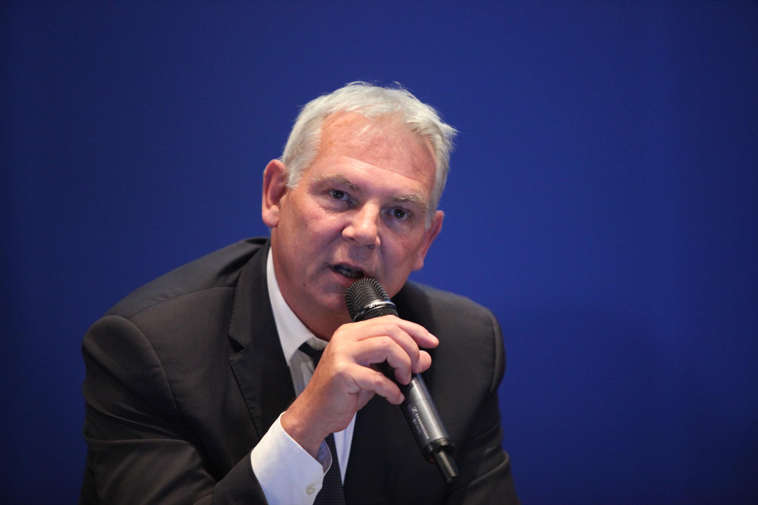 Thierry Lepaon : Délégué interministériel à la langue française pour la Cohésion sociale