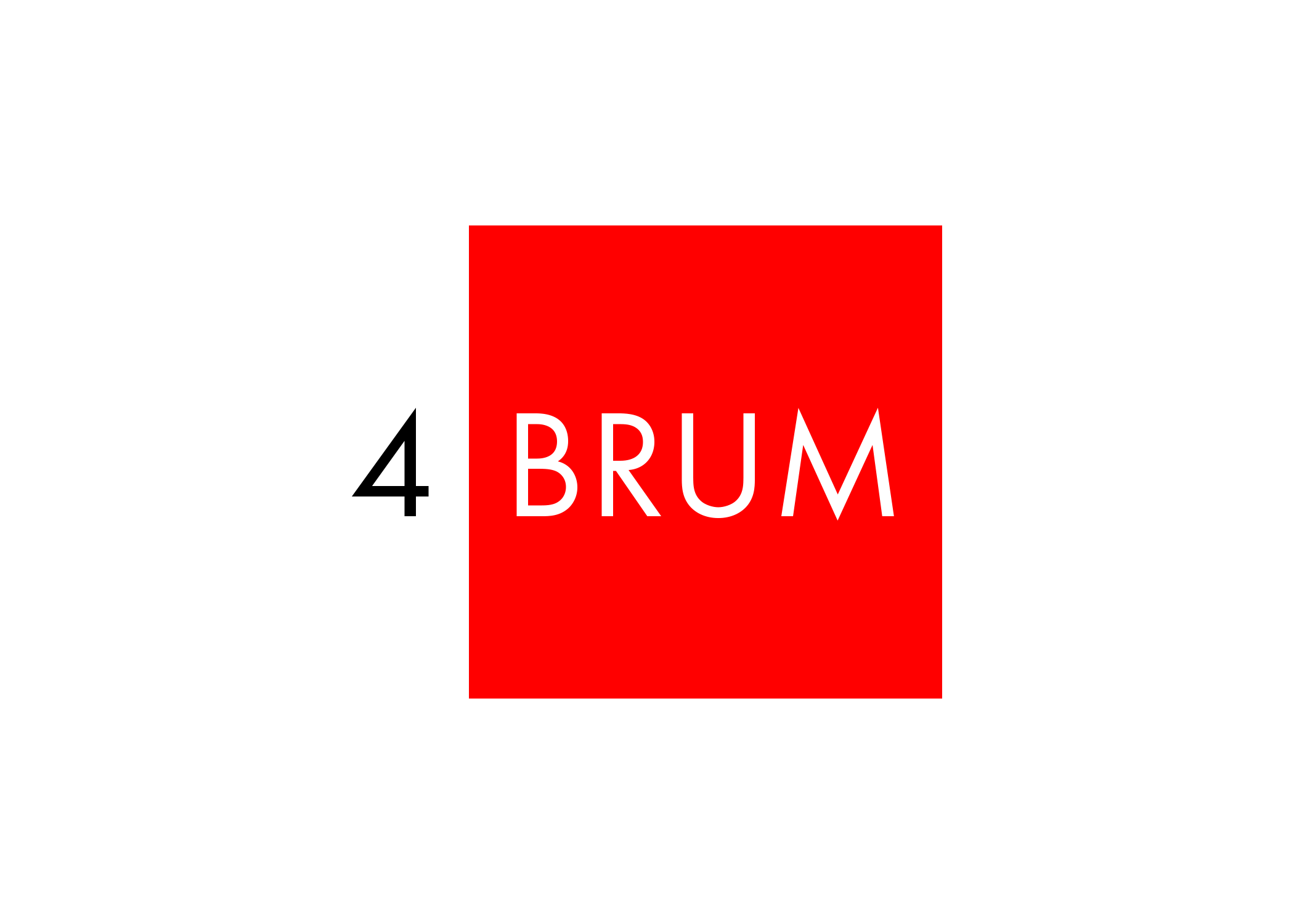 4Brum - Operates as two entities in symbiosis4Brum TV & 4Brum Music 4Brum TV is a team of Film-makers creating high quality short films and providing high quality video production for creatives4Brum Music is a collective and record label run by artists with the mission of empowering local talent and allowing them to have creative freedom