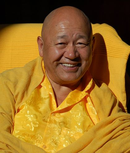 Lama Yeshe Rinpoche (Jampal Drakpa)