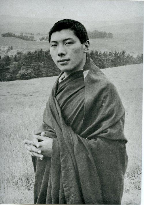 Chogyam Trungpa, Samye Ling, Scotland