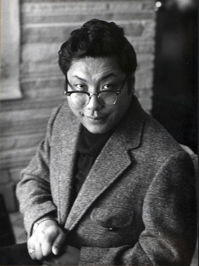 Chogyam Trungpa, US, 1978