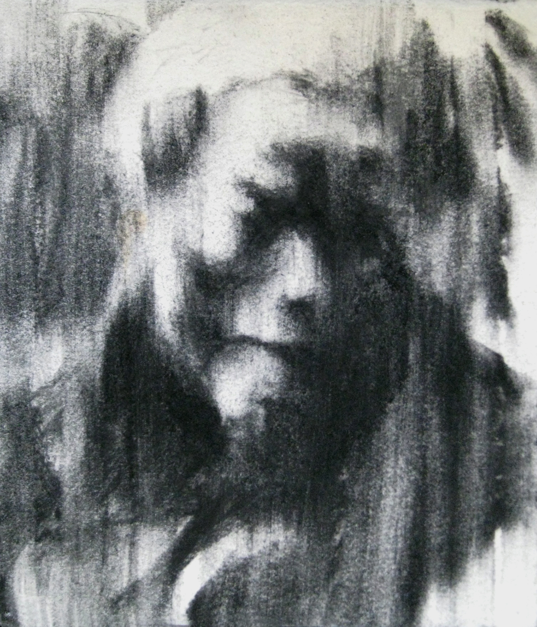 13)Crying_Woman,CharcoalOnPaper,19cmx17cm.jpg