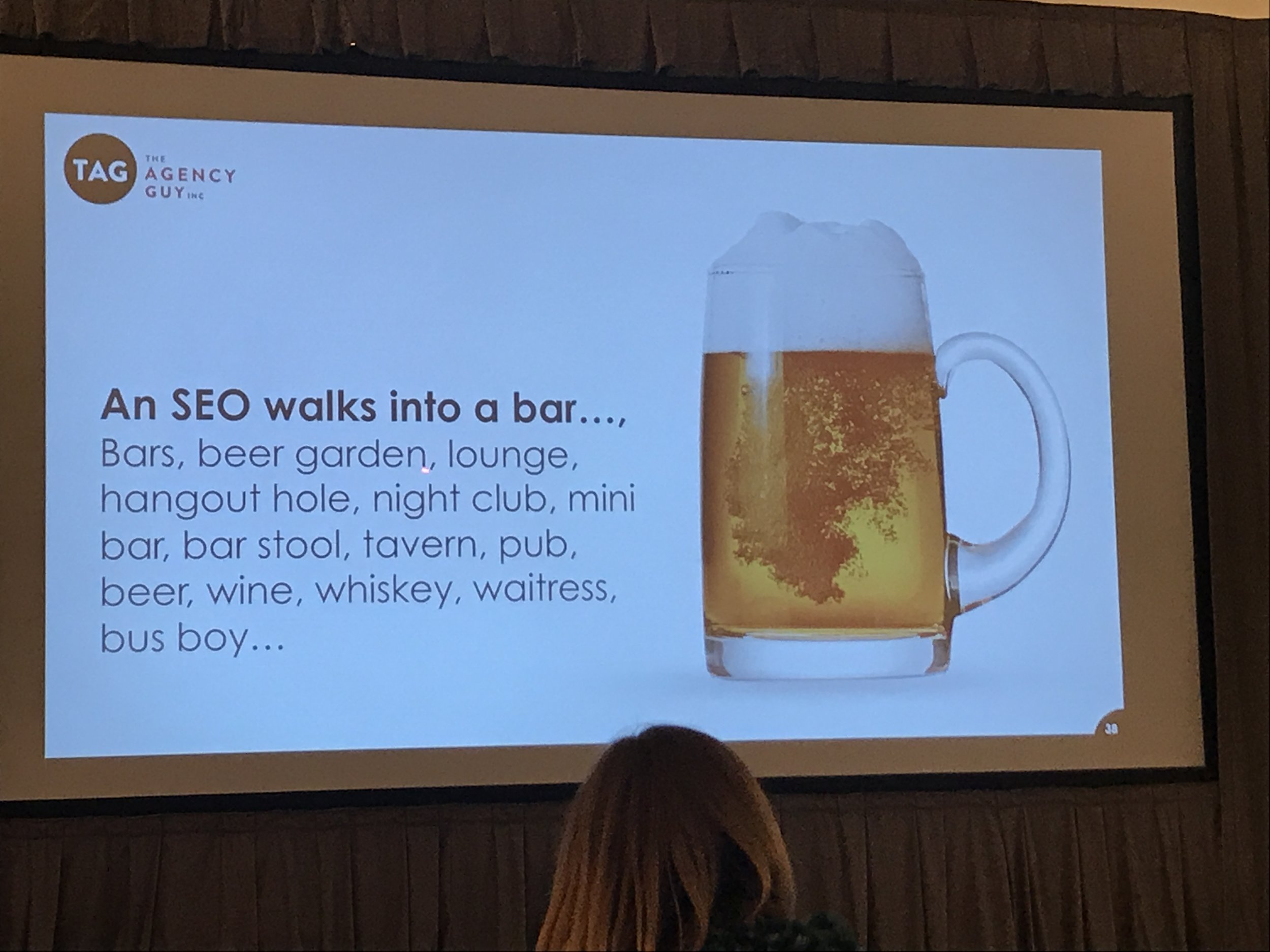 Thanks John Bertino for the best slide of San Diego StartUp Week!