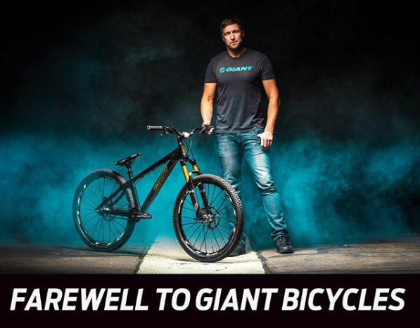 For 17 years  pro mountain biker Jeff Lenosky  has been an incredible brand ambassador for Giant Bicycles. Jeff has traveled the world, not only to showcase his skills and teach others how to do them via his  Trail Boss YouTube channel , but to also get more kids on bikes.