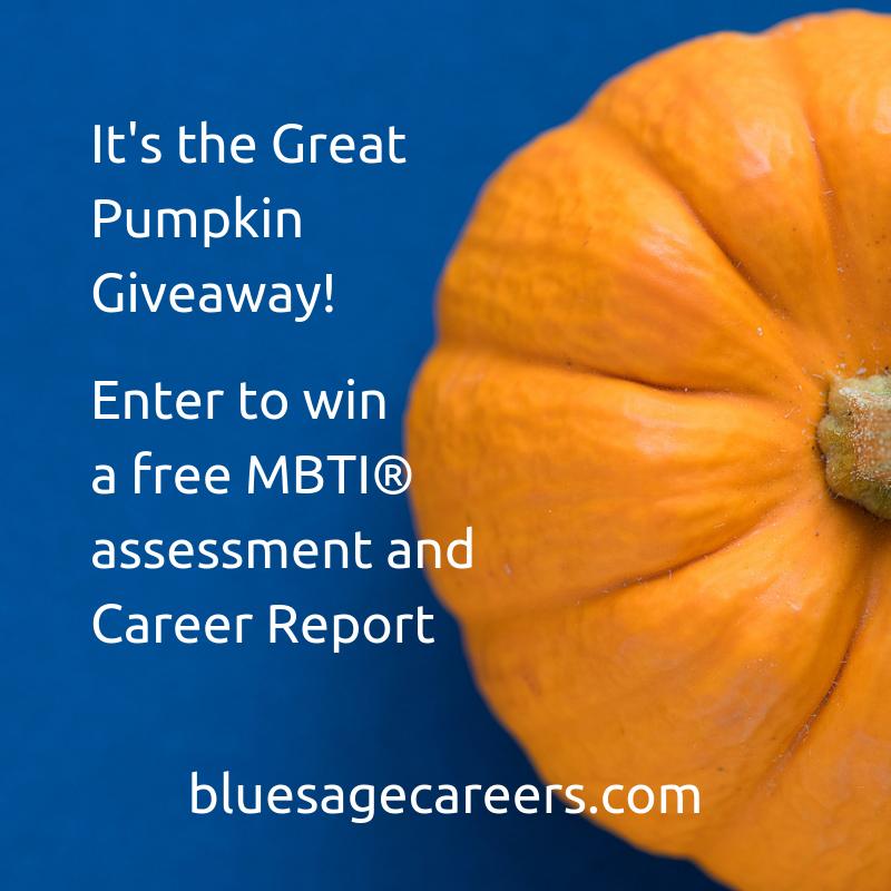 win free MBTI pumpkin