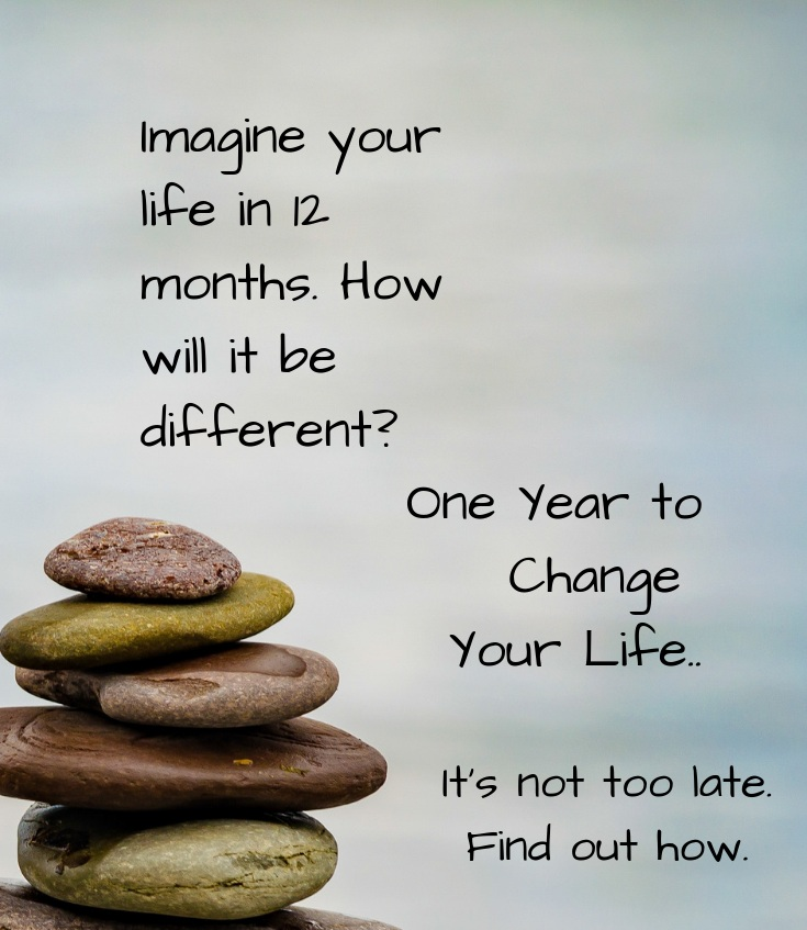 A year to change your life