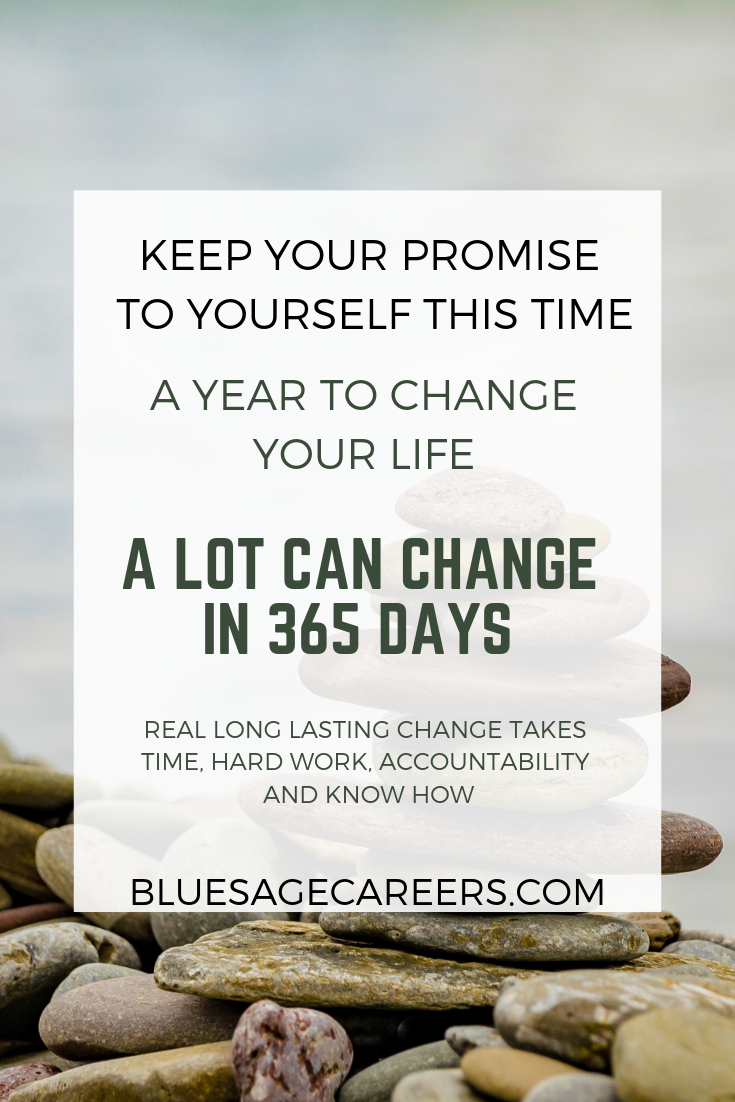 A YEAR TO CHANGE YOUR LIFE: MAKE THE CHANGE YOU'VE ALWAYS WANTED