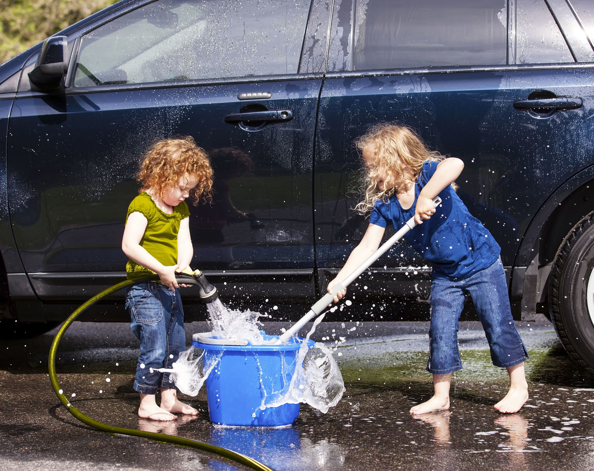 PAVED DRIVEWAYS MEAN CLEANER CARS   SCRUB A DUB DUB, ONE HALIFAX DRIVEWAY AT A TIME   GET A QUOTE