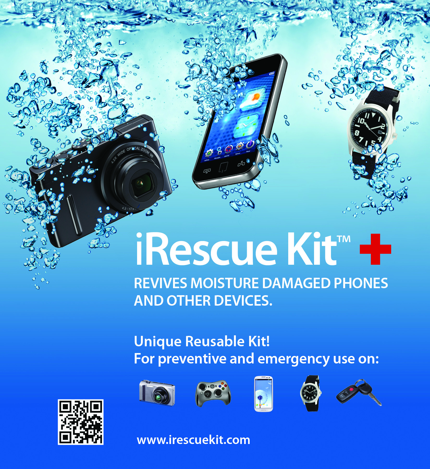 iRescue Kit revives devices