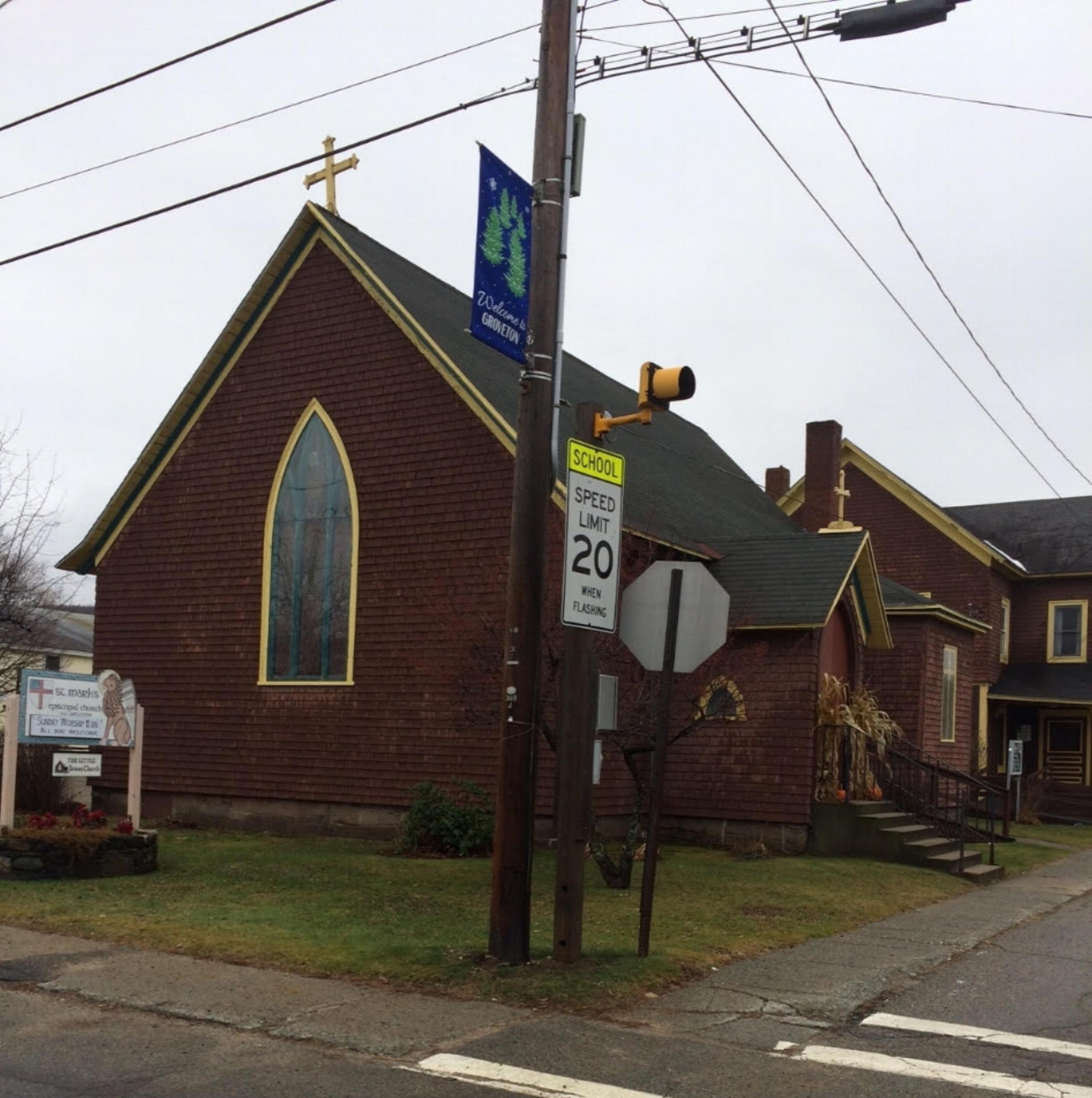 St Marks Episcopal Grovton, NH