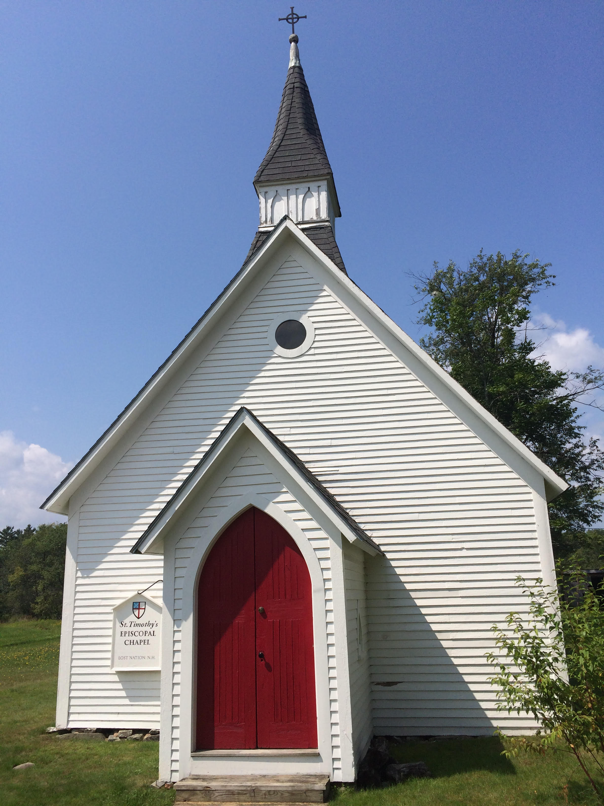 St Tims Chapel