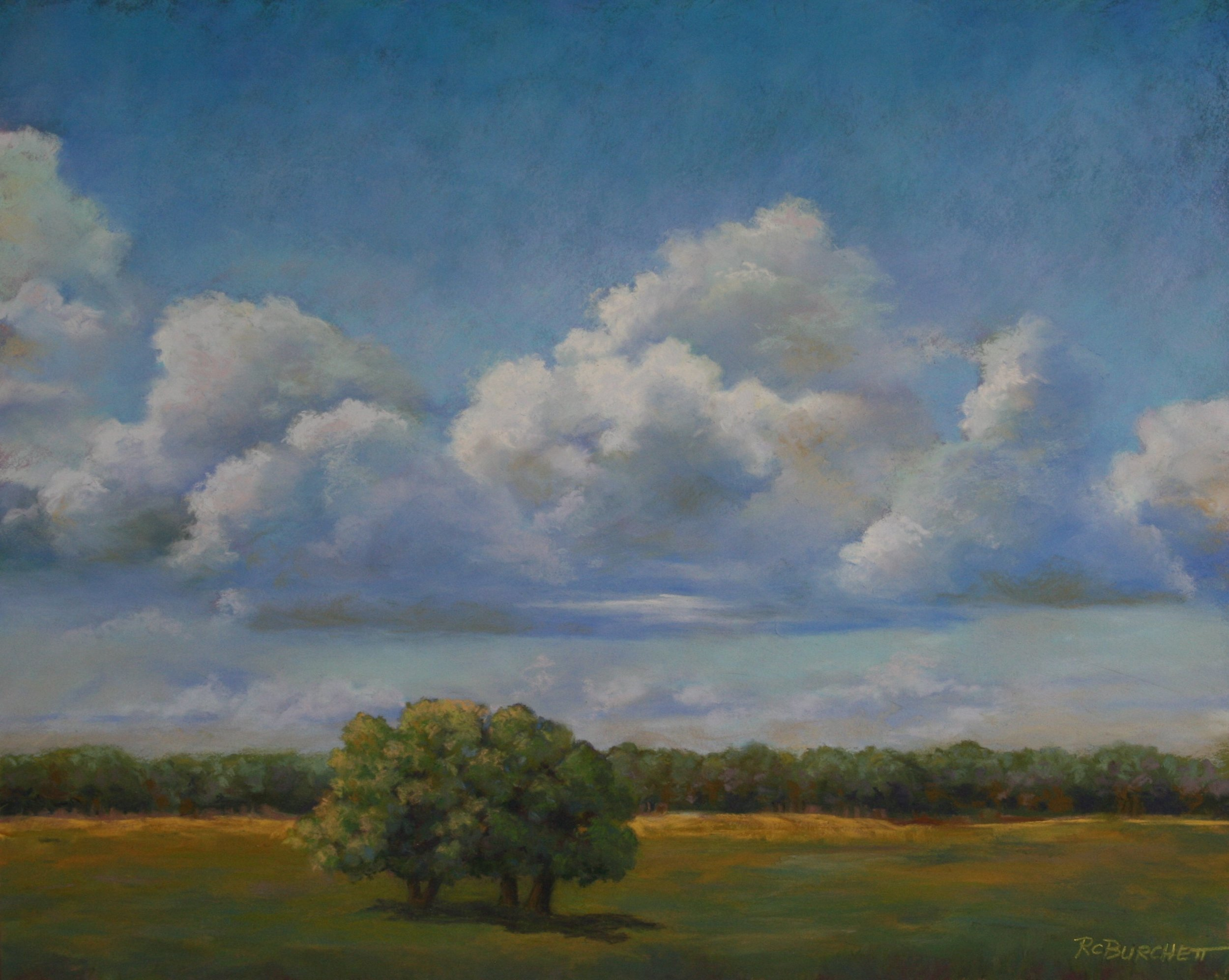 Kerrville Clouds