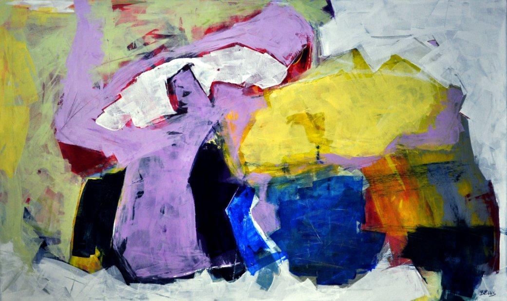 Lavender Dance by Barbara Ellis