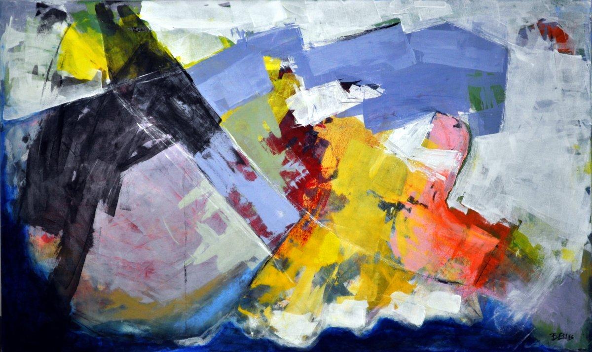 Restless by Barbara Ellis