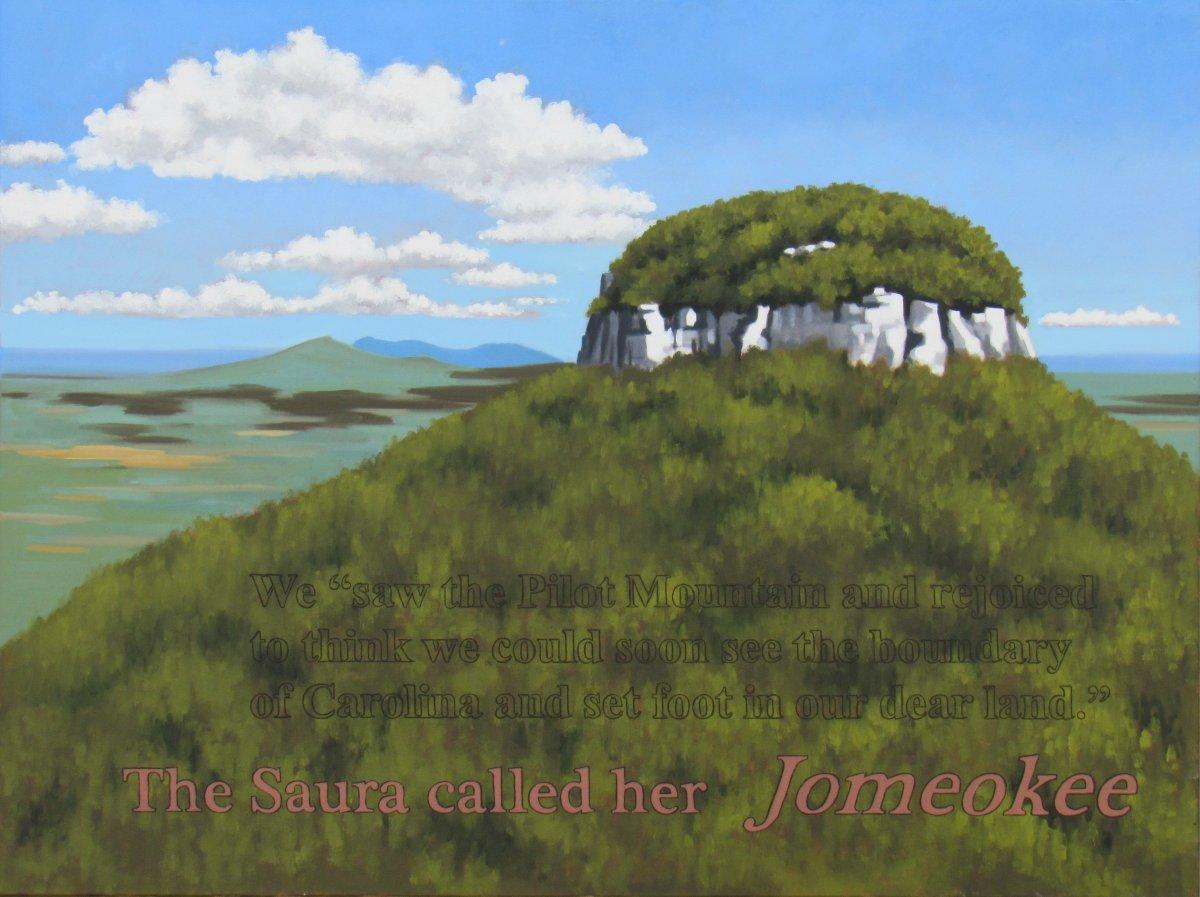 Jomeokee by Robert Alvin Crum