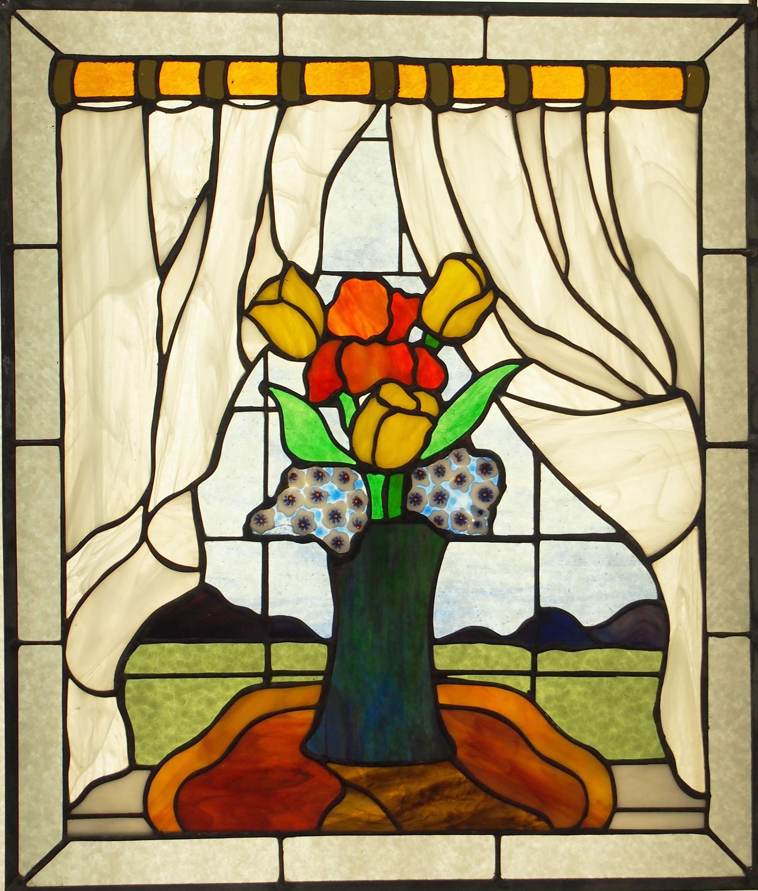 Window Bouquet