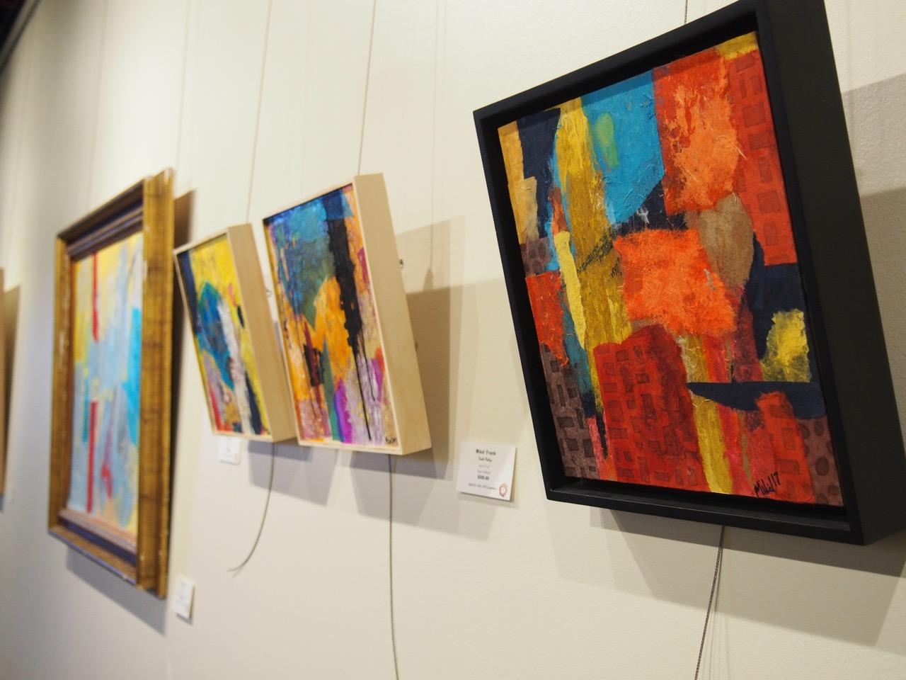 Paintings by Mikel Frank at CW Gallery.jpg