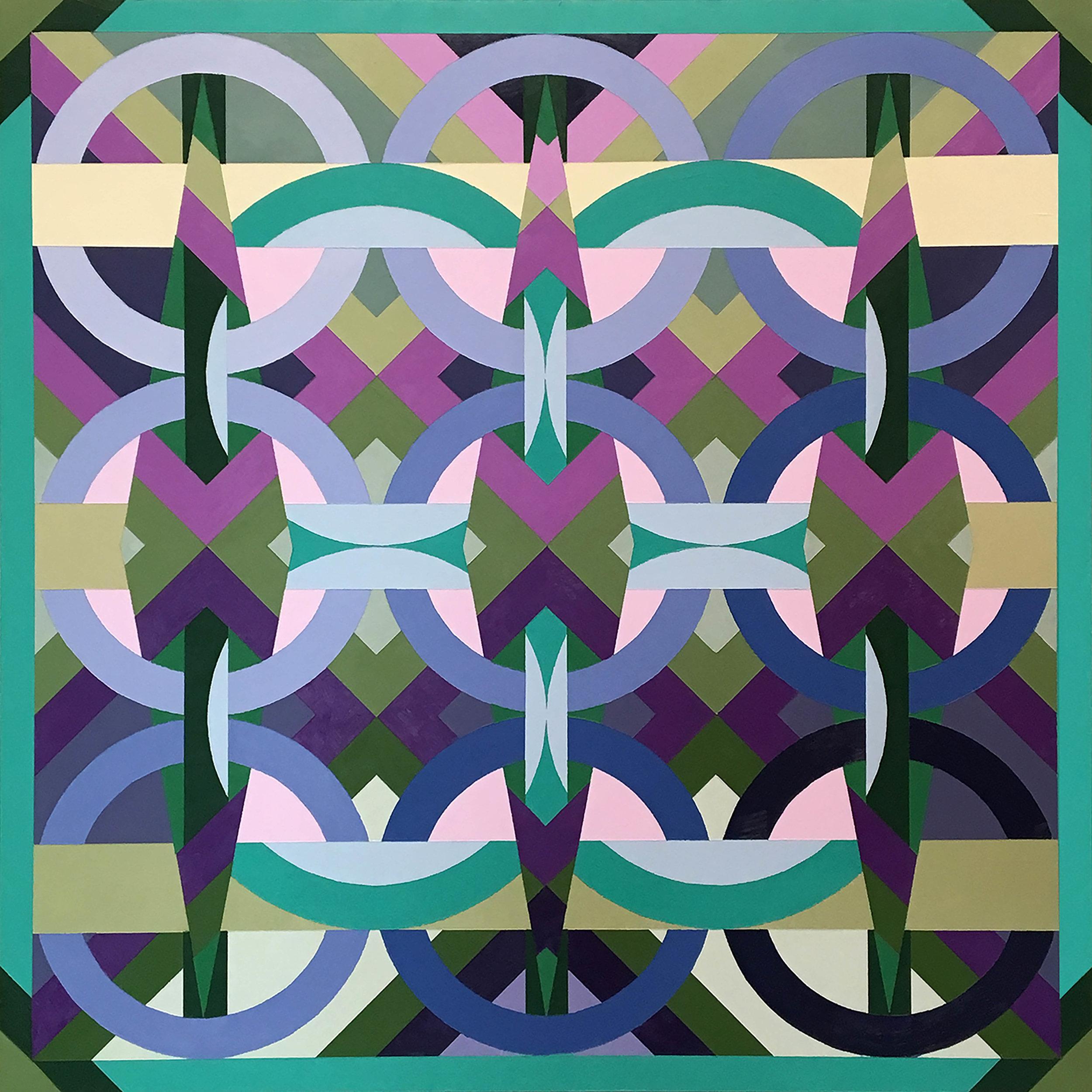 Squares Spots 3