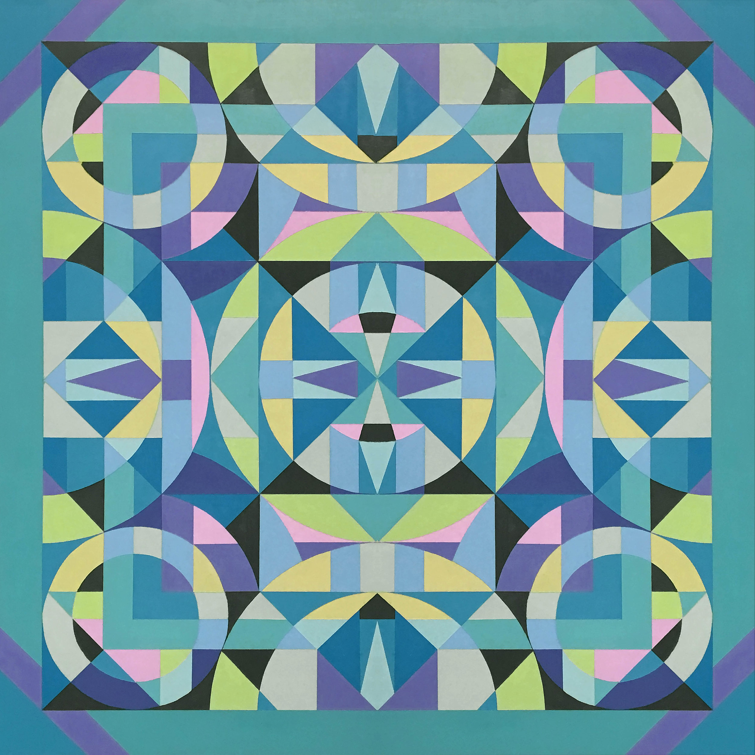 Square Spots 5