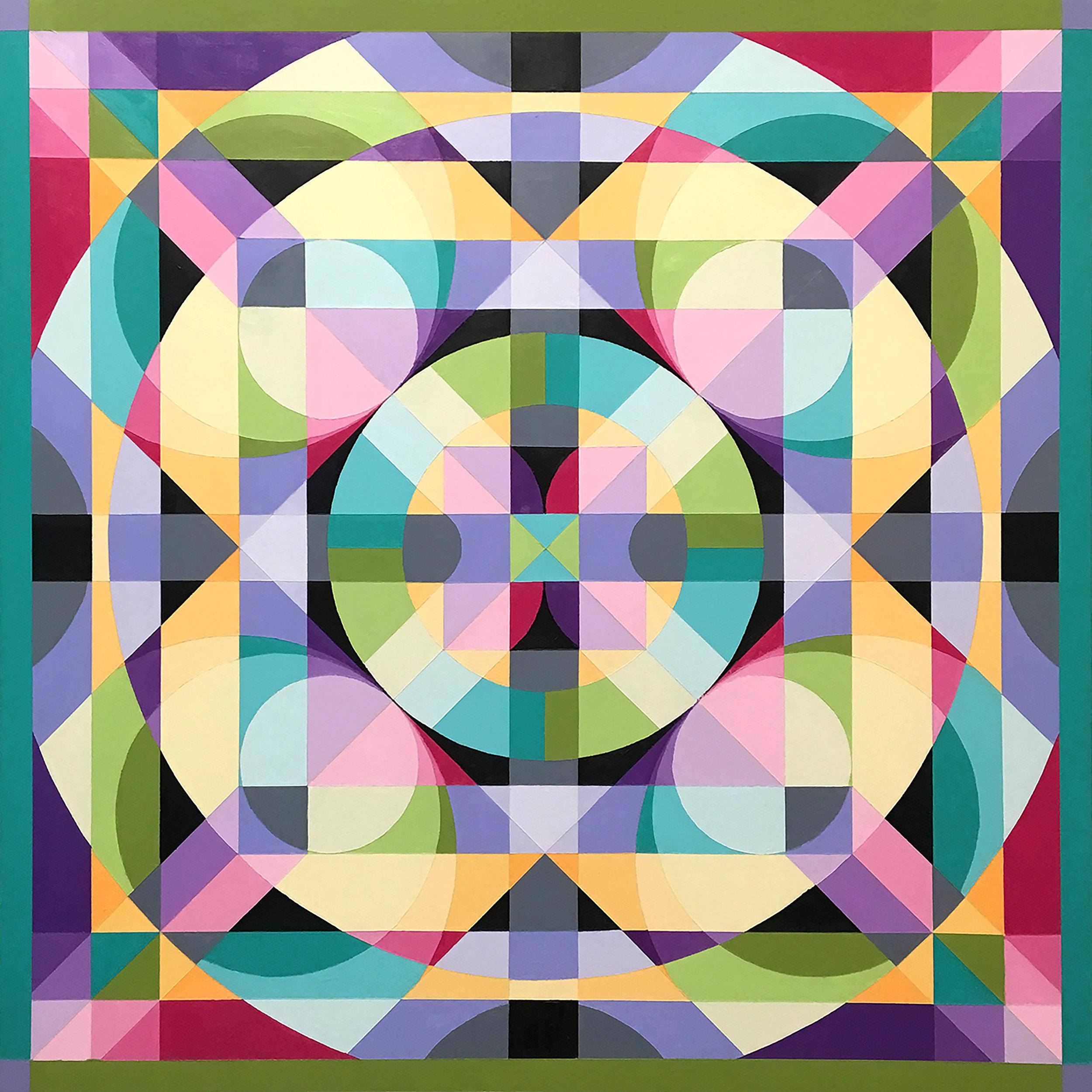 Square Spots 6