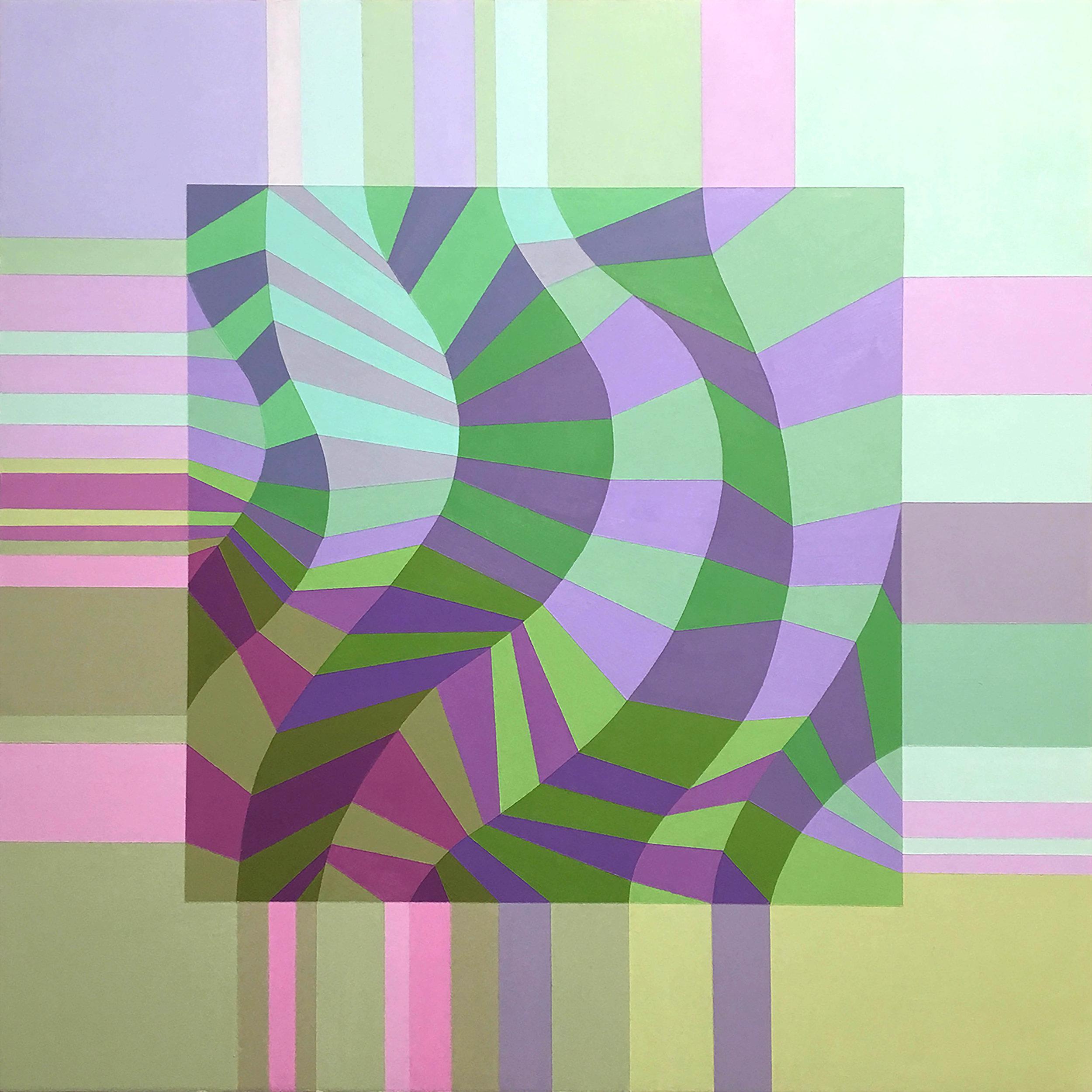 Wavy Squares 3