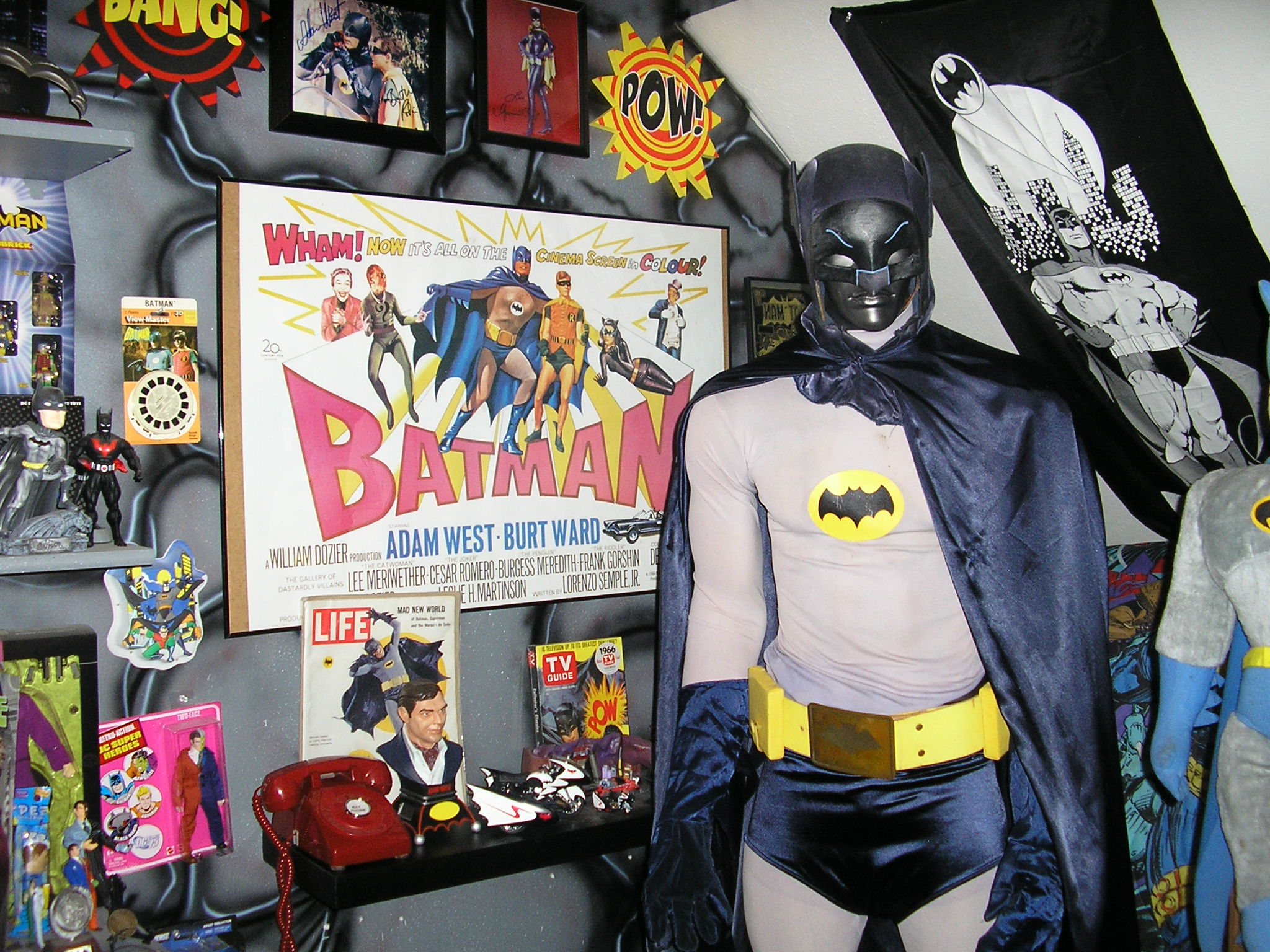 Hall of Heroes Superhero Museum - 58005 CR 105Elkhart, IN 46517574.522.1187