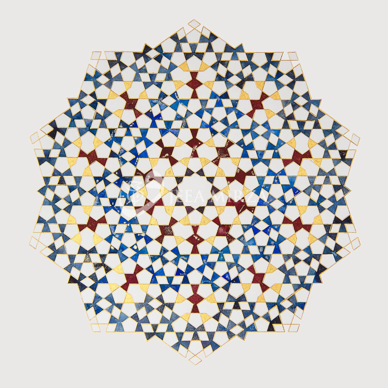 A Persian Pattern