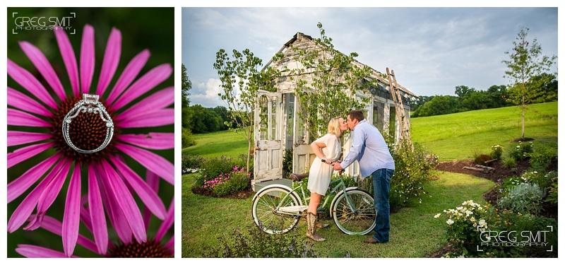 Mint Springs Farm Engagement Nashville Wedding Photographer 3