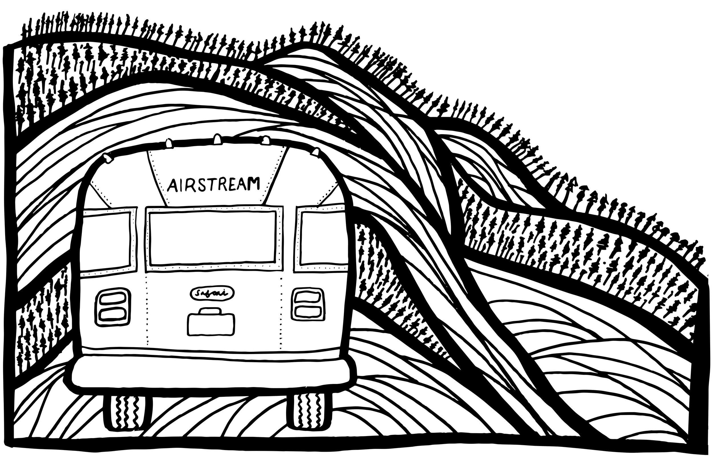 Revelstoke Airstream