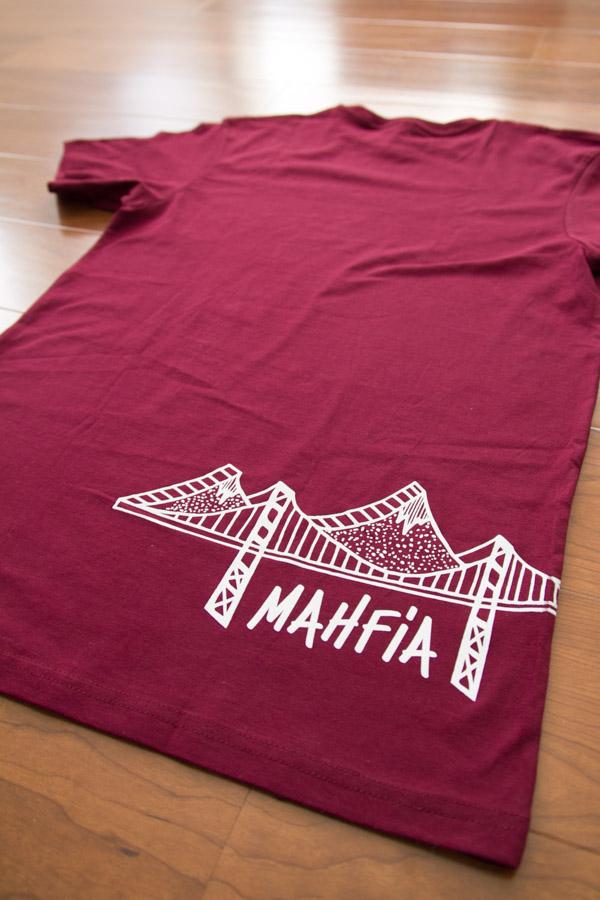 Mahfia x High Mountain Creative Collaboration on Skate Like a Girl's Launch of San Francisco Bay. Photo:  Mahfia