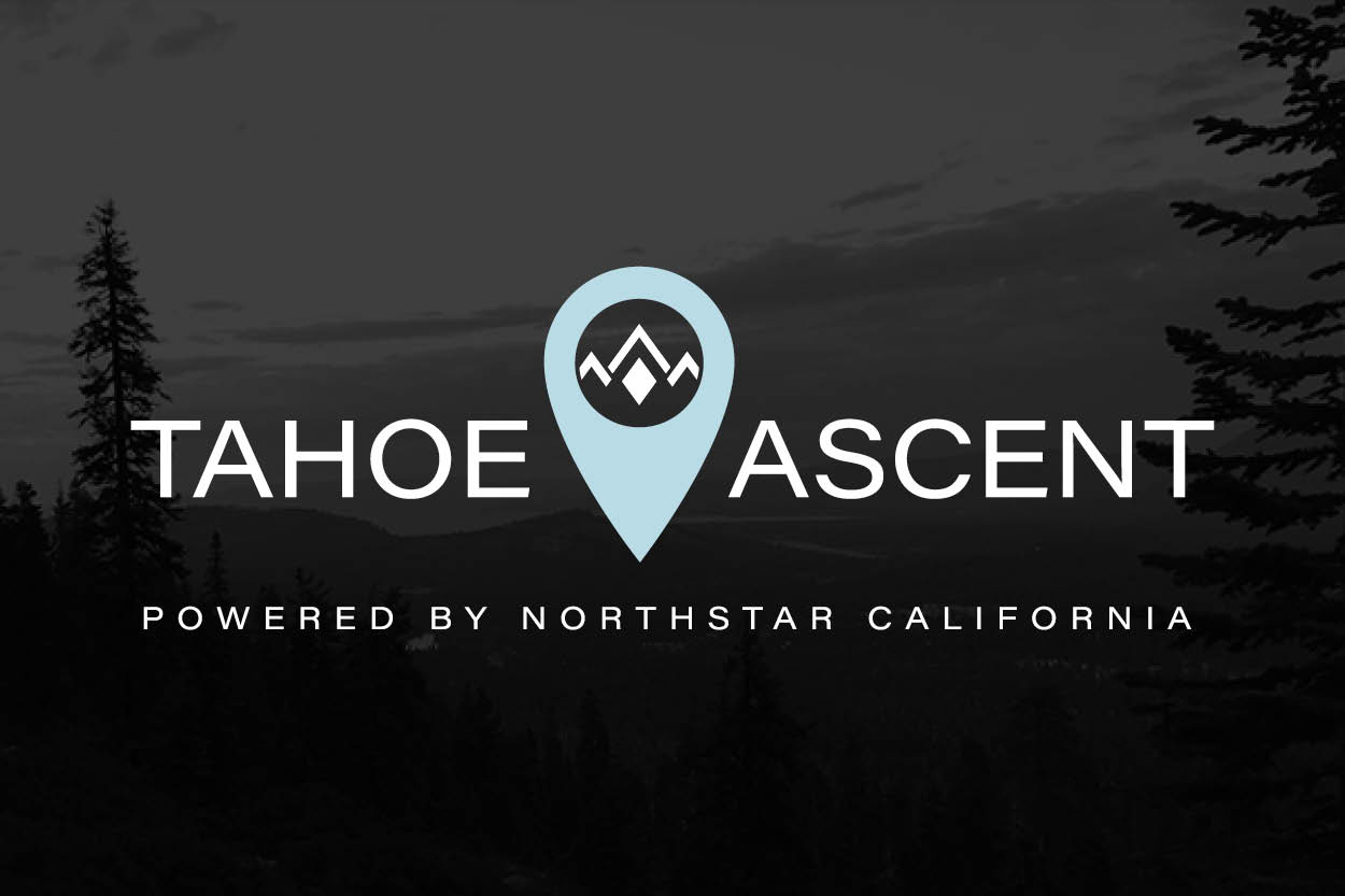Client:  Northstar California   Project:  Logo and Branding for Tahoe Ascent blog